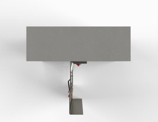 AGS System: rainscreen cladding detail