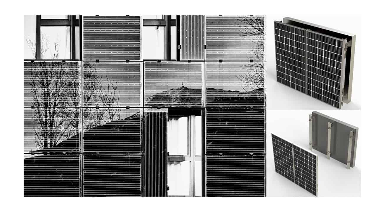 AGS SYSTEM: Rainscreen Cladding System